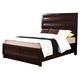 New Classic Lazaro Cal King Bed in Shadow