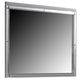 New Classic Valentino Mirror in Silver B9698-060L