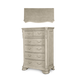 A.R.T Furniture Renaissance Drawer Chest in Dove Grey 243151-2617
