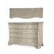 A.R.T Furniture Renaissance Dresser in Dove Grey 243131-2617