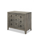 Durham Furniture Distillery Bedside Chest in Trenton Grey 401-203T