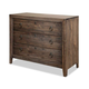 Durham Furniture Distillery Bacherlor's Chest in Trenton Grey 401-166T