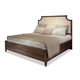 Durham Furniture Distillery Queen Upholstered Bed in Whiskey 401-125W