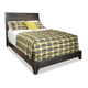 Durham Furniture Front Street Queen Panel Bed in Smoke 151-124