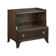 American Drew Grantham Hall Drawer Nightstand in Cherry 512-411