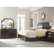 American Drew Grantham Hall 4-Piece Panel Bedroom Set in Cherry