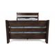 Emerfield Queen Sleigh Bed in Rustic Brown B653-QS