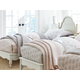 Legacy Classic Kids Inspirations Westport Platform Twin Bed in Seashell White 3832-4223K
