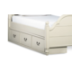 Legacy Classic Kids Inspirations Underbed Storage Drawer in Seashell White 3832-9300 PROMO