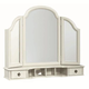 Legacy Classic Kids Inspirations Vanity Mirror in Seashell White 3832-6201 SPECIAL