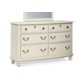 Legacy Classic Kids Inspirations Dresser in Seashell White 3832-1100 SPECIAL