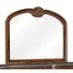 Balinder Bedroom Mirror in Medium Brown B708-36