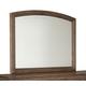 Maeleen Bedroom Mirror in Medium Brown B709-36
