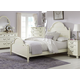 Legacy Classic Kids Inspirations Westport Low Poster Bedroom Set in Seashell White