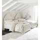 Legacy Classic Kids Inspirations Catalina Panel Bedroom Set in Seashell White