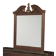 Naralyn Bedroom Mirror in Reddish Brown B164-36