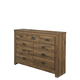 Cinrey Dresser in Medium Brown B369-31