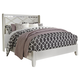 Dreamur Queen Panel Bed in Champagne CLEARANCE