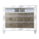 Magnussen Monroe Media Chest in Pearlizzed White B2935-36