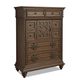 Klaussner Palencia 8 Drawer Chest in Dark Brown 799-681