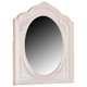 Coaster Caroline Mirror in Painted White 400724