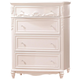 Coaster Caroline Chest in Painted White 400725