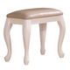 Coaster Caroline Vanity Stool in Painted White 400728