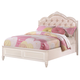 Coaster Caroline Twin Panel Bed in Painted White 400720T