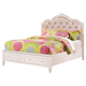 Coaster Caroline Twin Storage Bed in Painted White 400721T
