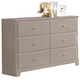 Coaster Ashton Dresser in Grey 400803