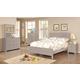 Coaster Ashton 5-Piece Panel Bedroom Set in Grey