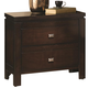 Coaster Cameron Nightstand in Rich Brown 203492
