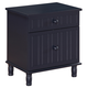 Coaster Zachary Nightstand in Navy 400692