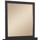 Coaster Zachary Mirror in Navy 400694