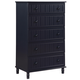 Coaster Zachary Chest in Navy 400695