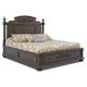 Klaussner Versailles California King Panel Bed in Normandie 980-060 CLEARANCE