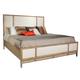 Hekman Avery Park King Panel Bed in Light Brown 951567AV