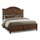 Klaussner Blue Ridge California King Panel Bed in Cherry 427-060