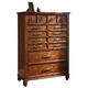 Klaussner Blue Ridge Drawer Chest in Cherry 426-681