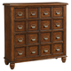 Klaussner Blue Ridge Magnoia Apothecary Chest in Cherry 426-350