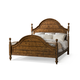 Klaussner Southern Pines California King Poster Bed in Pine Ridge 436-160