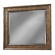Klaussner Southern Pines Landscape Mirror in Pine Ridge 436-660