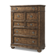 Klaussner Southern Pines 5 Drawer Chest in Pine Ridge 436-681