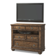 Klaussner Southern Pines Bluff Media 4 Drawer Chest in Pine Ridge 436-682