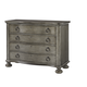 Lexington Oyster Bay Sandy Ridge Bachelor's Chest in Pelican Gray 717-624