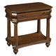 Hekman Vintage European Single Drawer Nightstand in Vintage Brown 2-3265