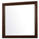 Coaster Jaxson Mirror in Cappuccino 203484