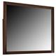New Classic Remington Mirror in Distressed Gunstock B0310-060
