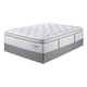 Mt Dana ET Cal King Mattress in Blue/White M95851