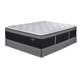 Manhattan Design District Firm ET Queen Mattress in White/Black M97631